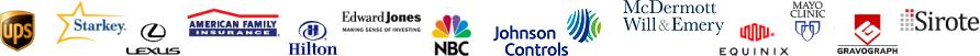 email signatures client logos